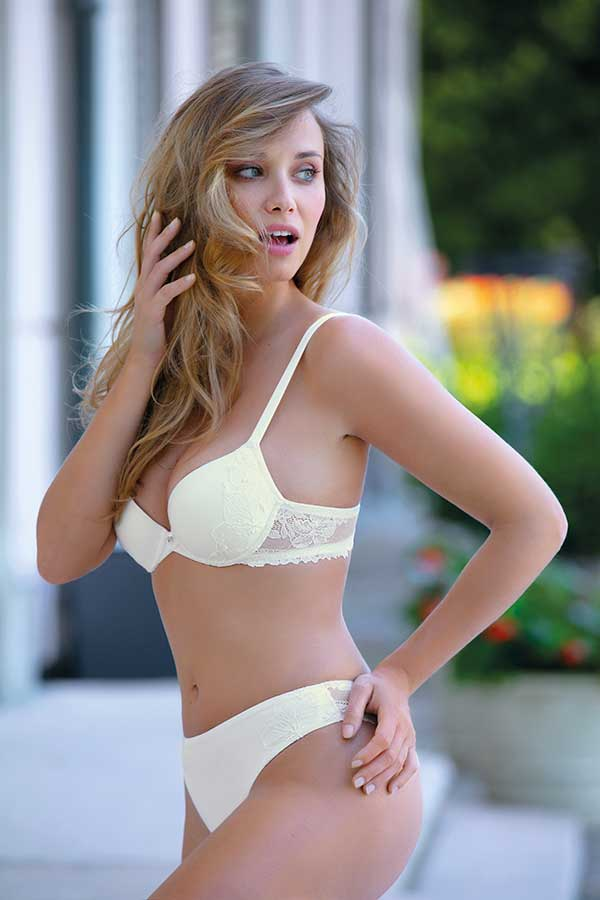 Adorabile collection by Leilieve: Cod 1102 Graduated cup bra